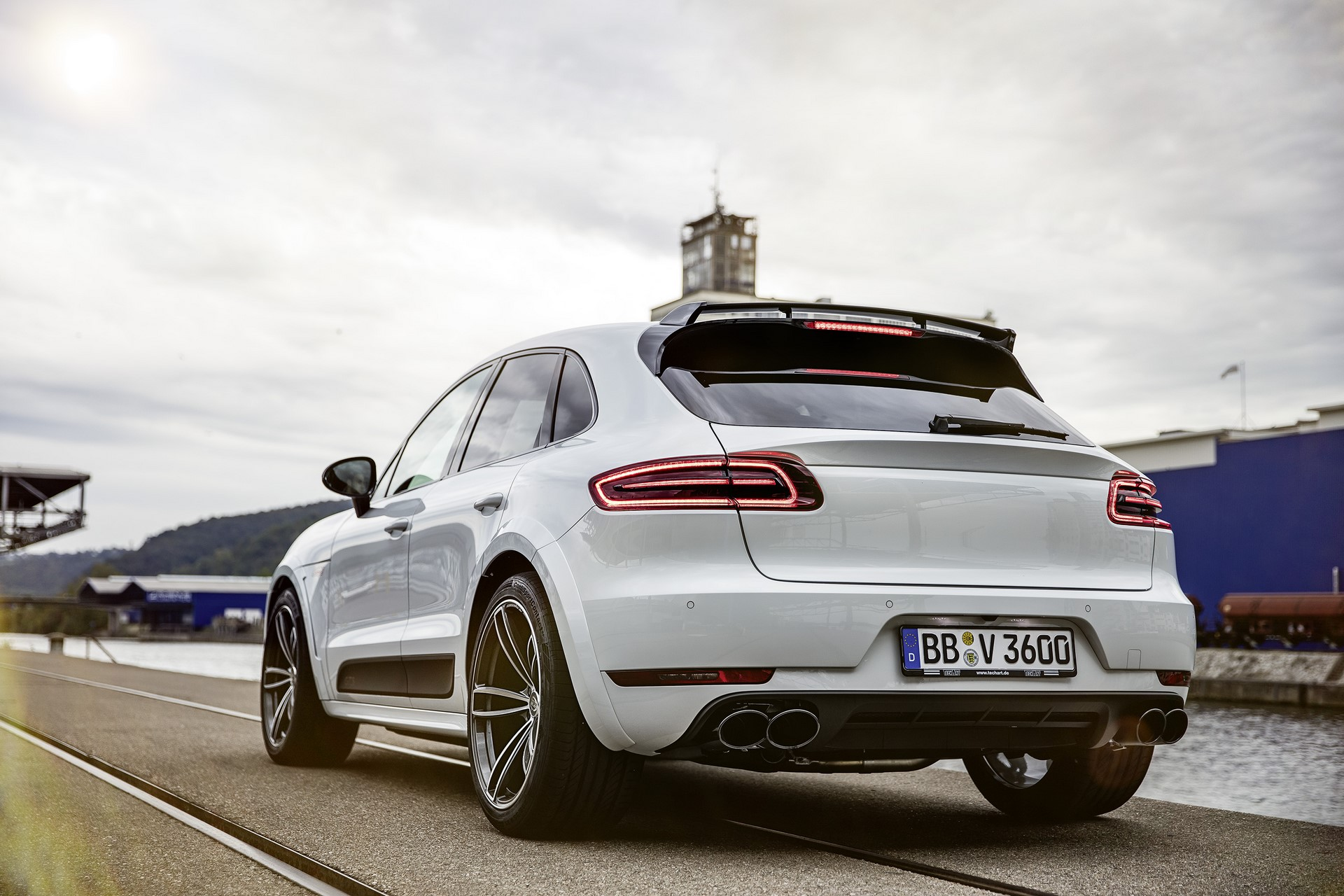 TechArt Porsche Macan (7)