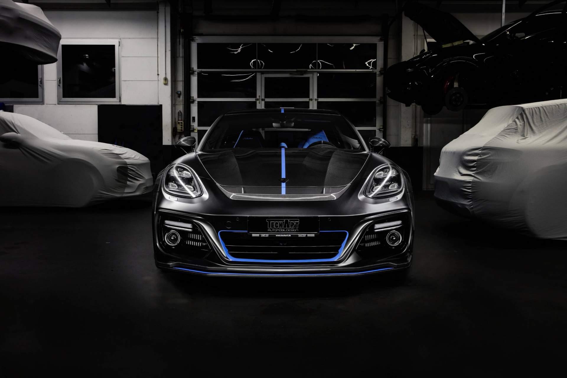 TechArt Porsche Panamera Sport Turismo (1)