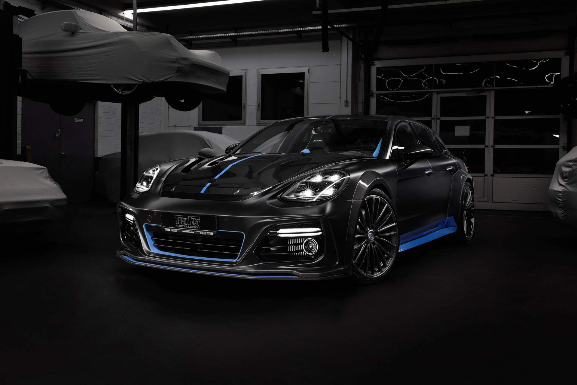 TechArt Porsche Panamera Sport Turismo (2)