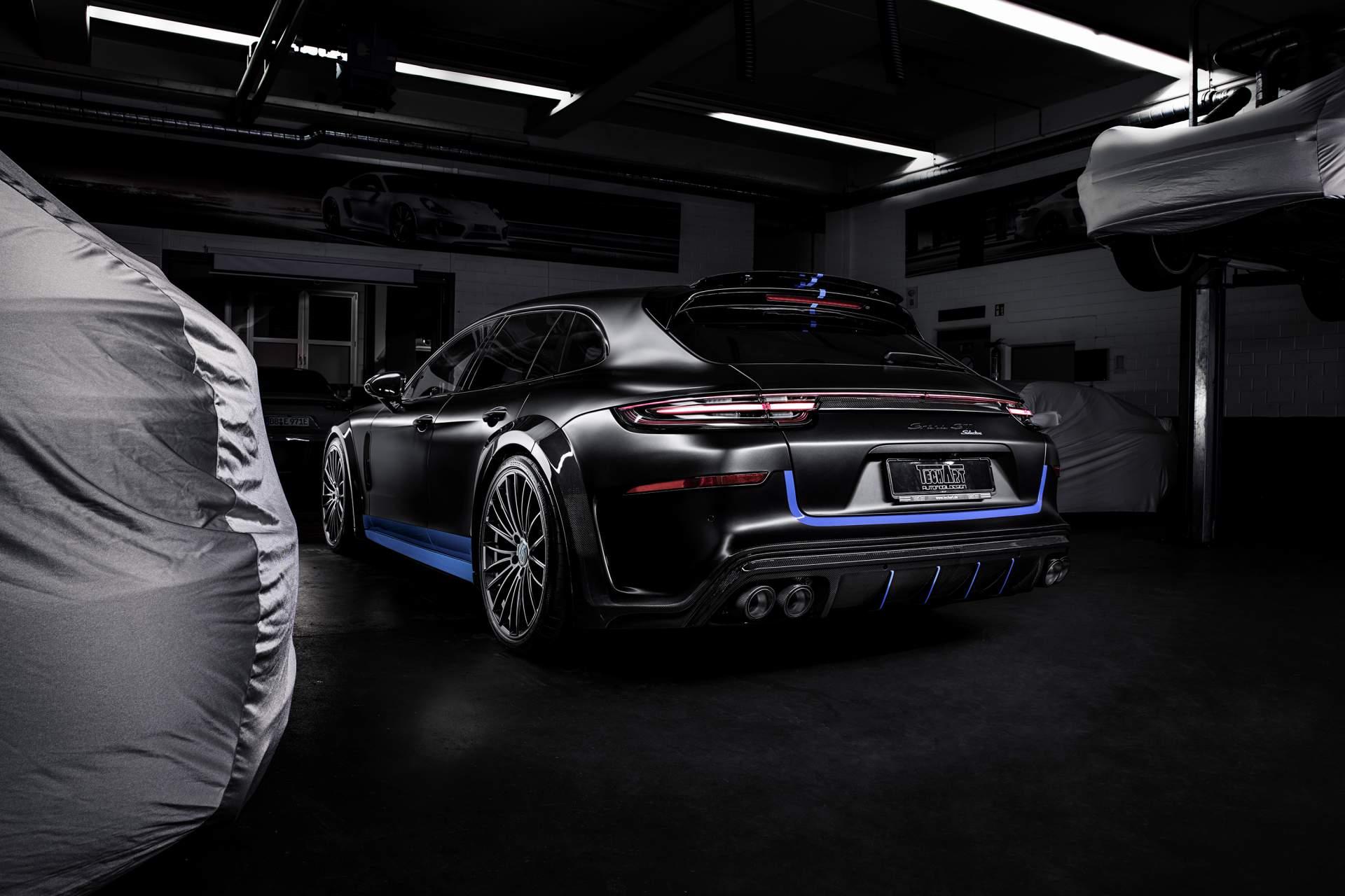 TechArt Porsche Panamera Sport Turismo (3)