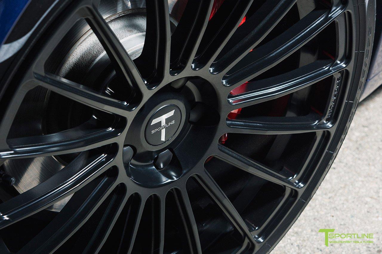Tesla Model S for Superman by T Sportline (10)