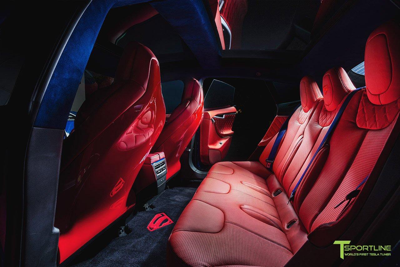 Tesla Model S for Superman by T Sportline (13)