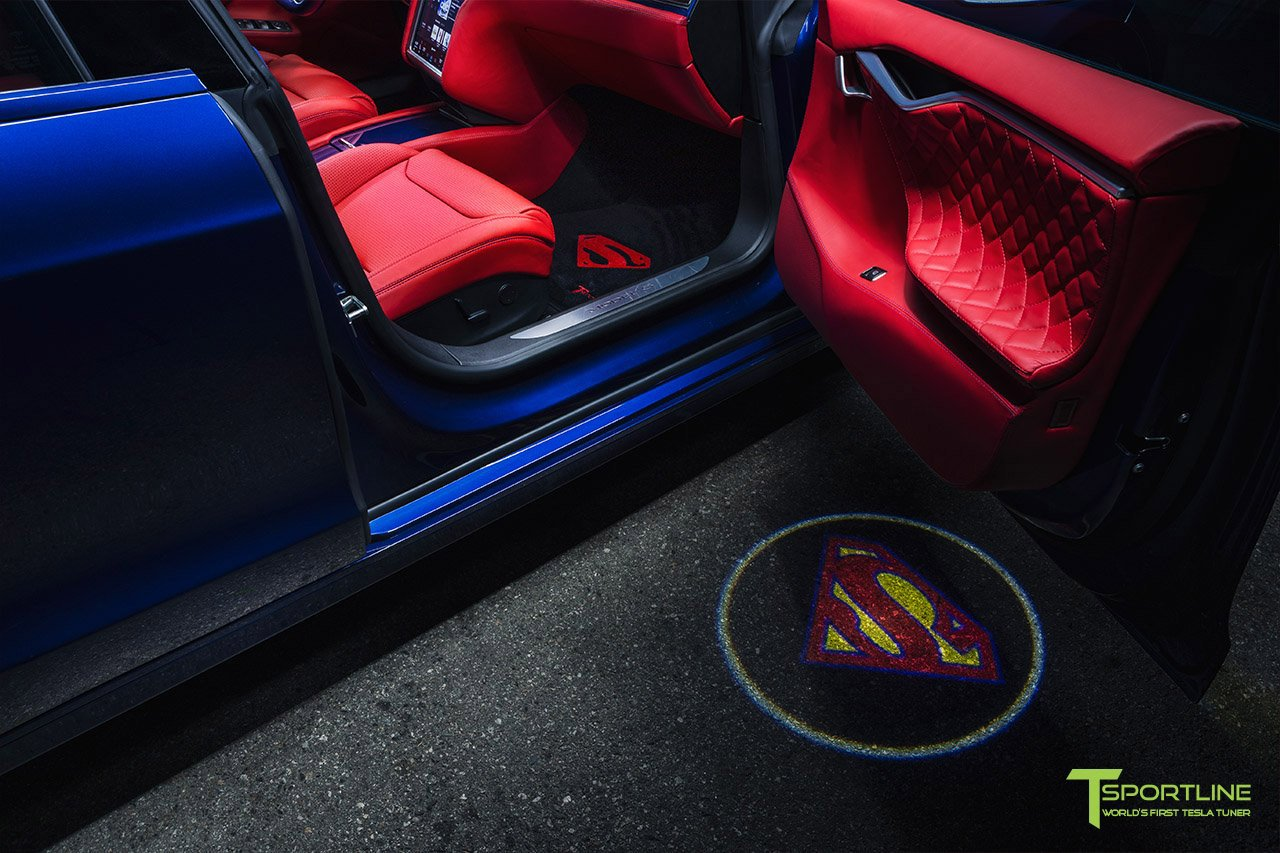 Tesla Model S for Superman by T Sportline (18)