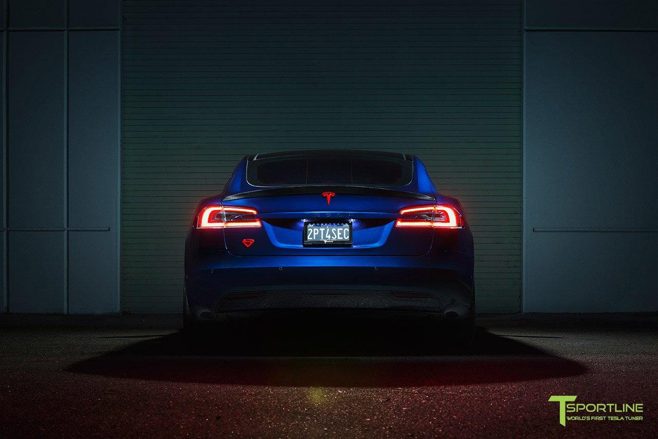 Tesla Model S for Superman by T Sportline (3)