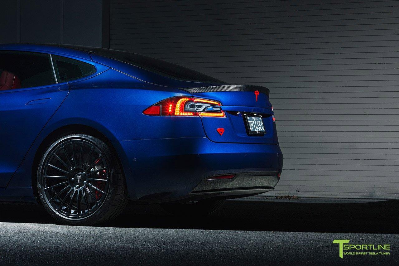 Tesla Model S for Superman by T Sportline (5)