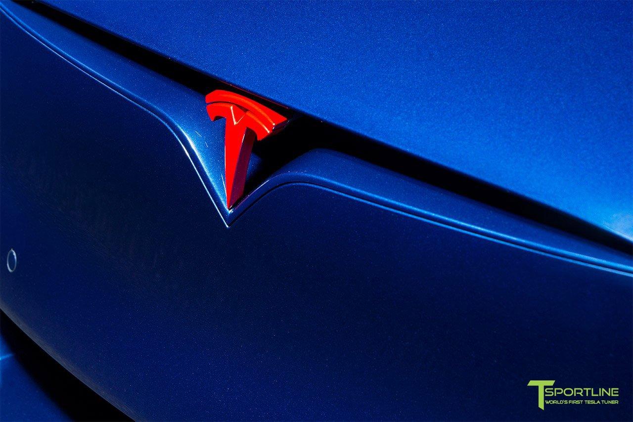 Tesla Model S for Superman by T Sportline (6)