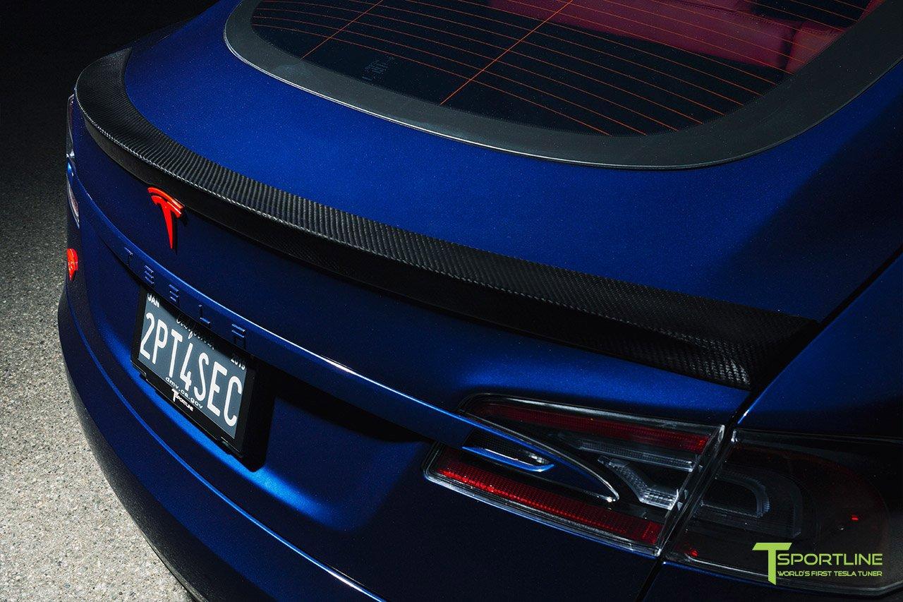 Tesla Model S for Superman by T Sportline (8)