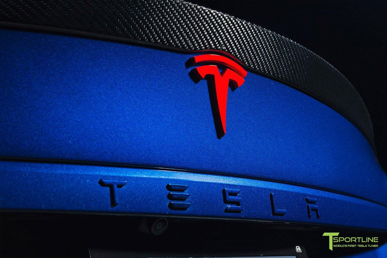 Tesla Model S for Superman by T Sportline (9)