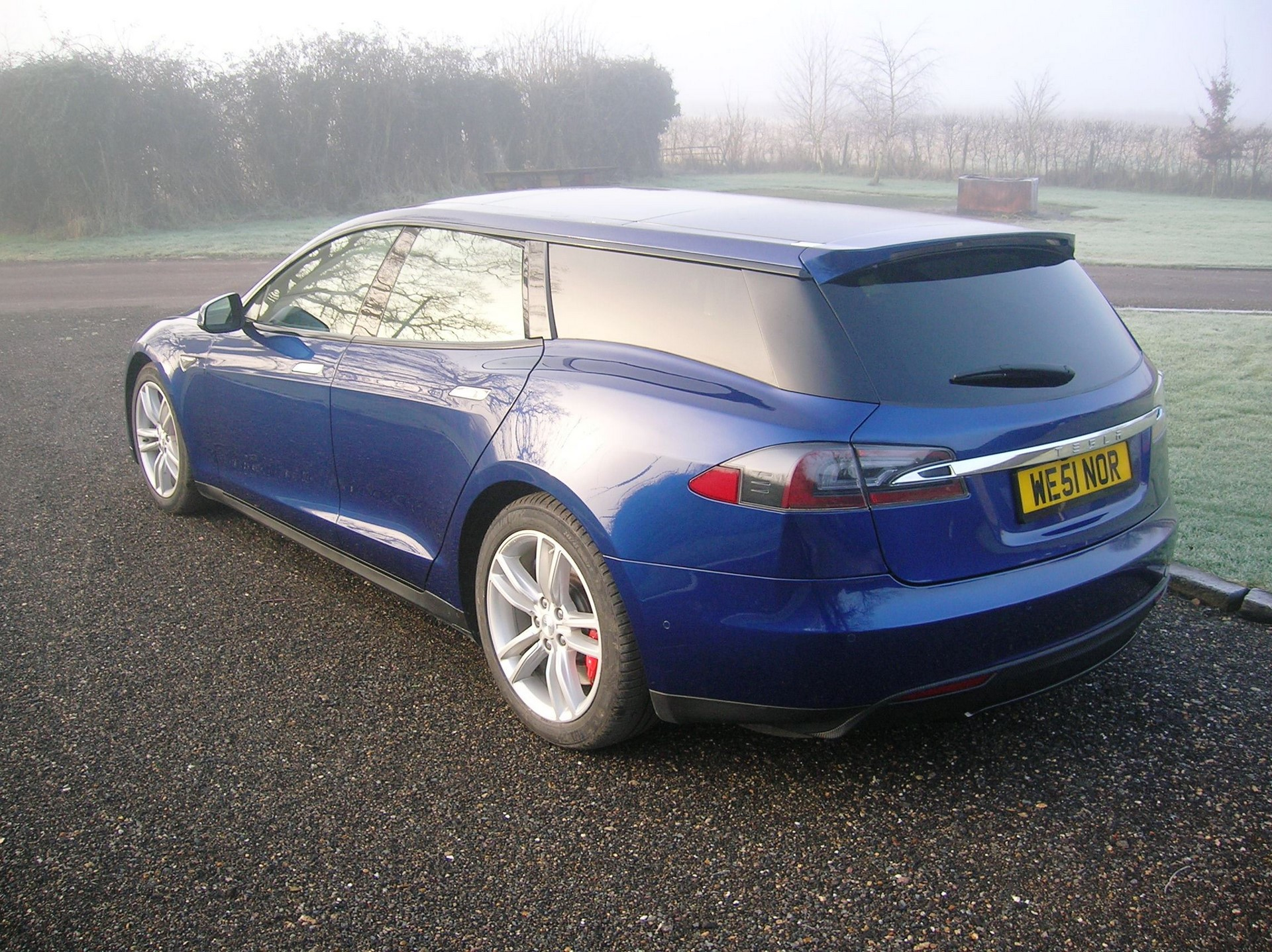 Tesla Model S Shooting Brake (1)