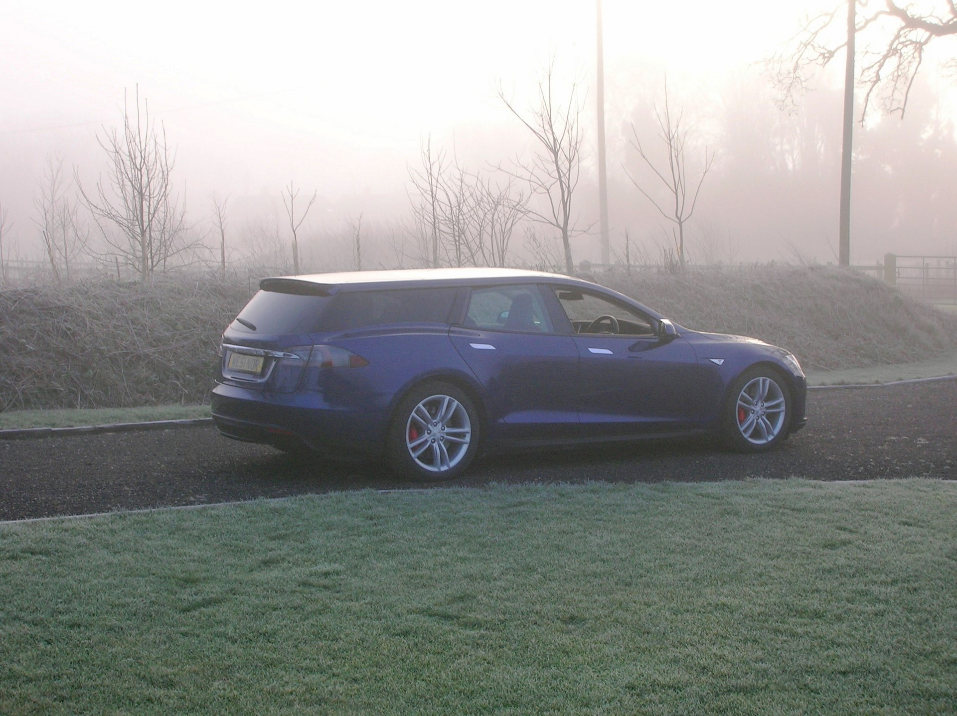 Tesla Model S Shooting Brake (2)
