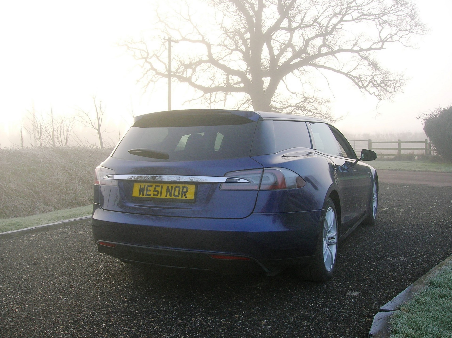Tesla Model S Shooting Brake (3)