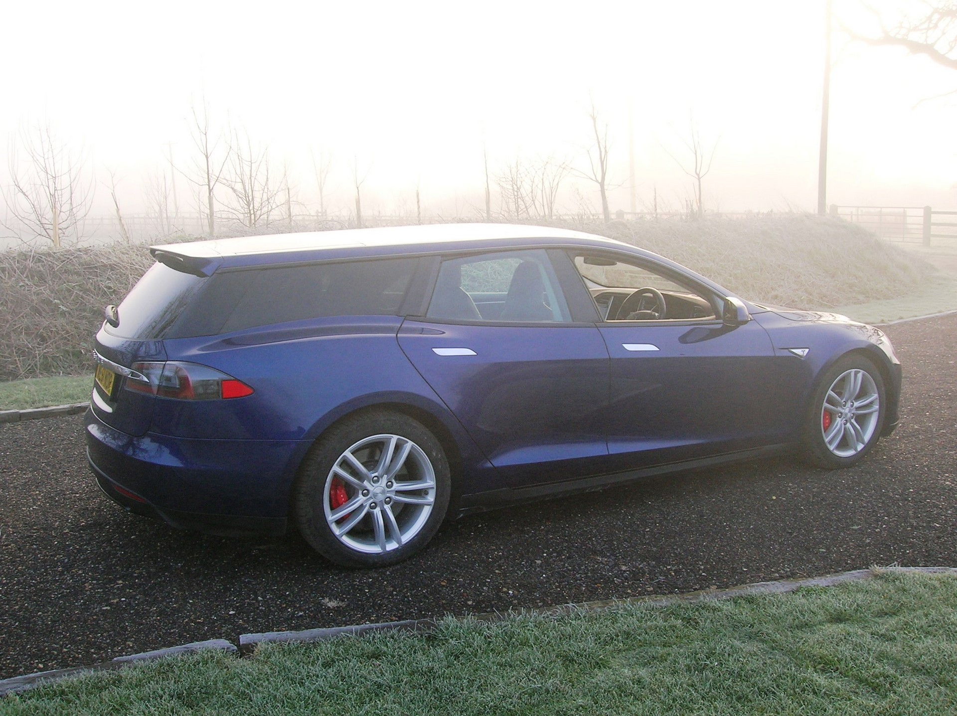 Tesla Model S Shooting Brake (4)