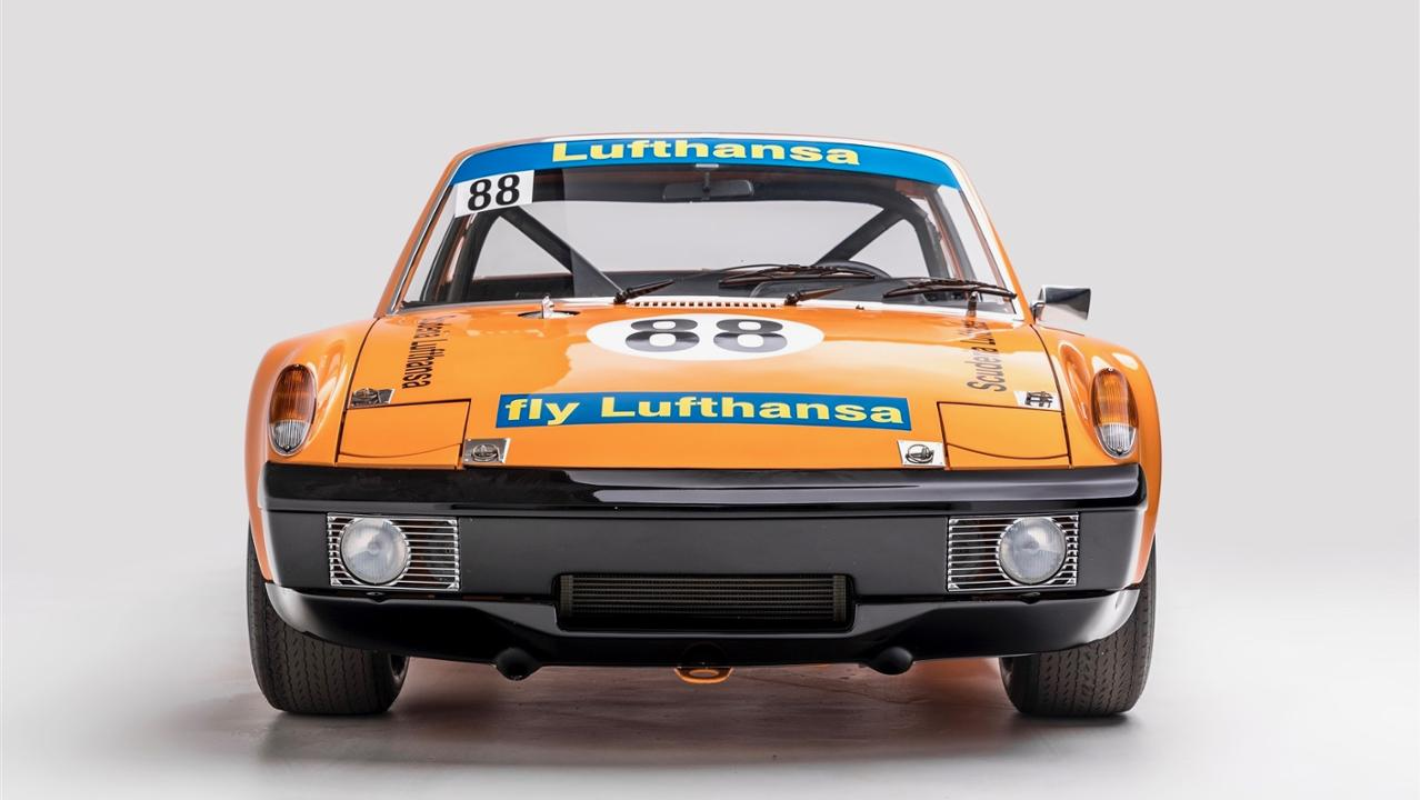 The Porsche Effect (55)