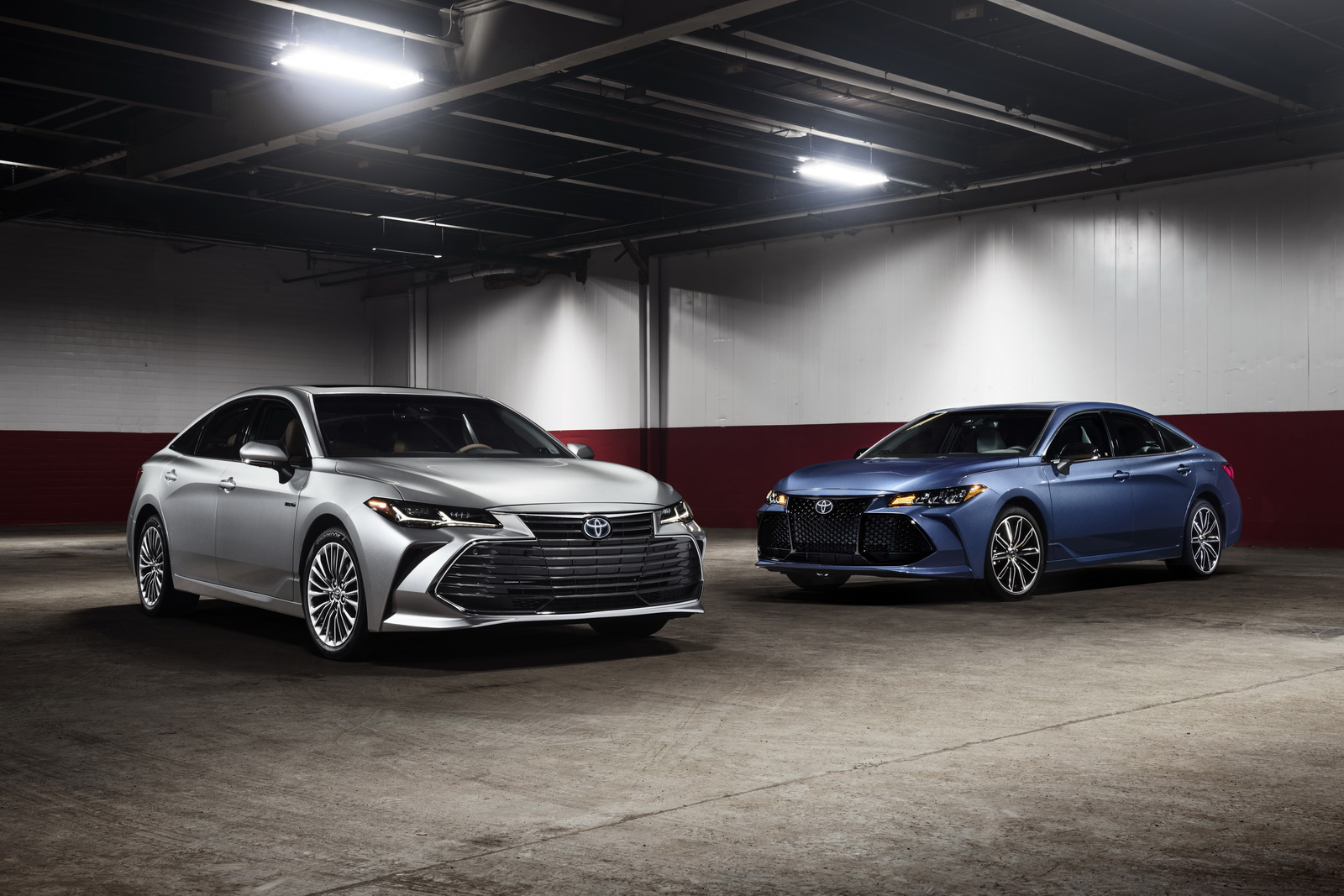 Toyota Avalon 2019 (1)