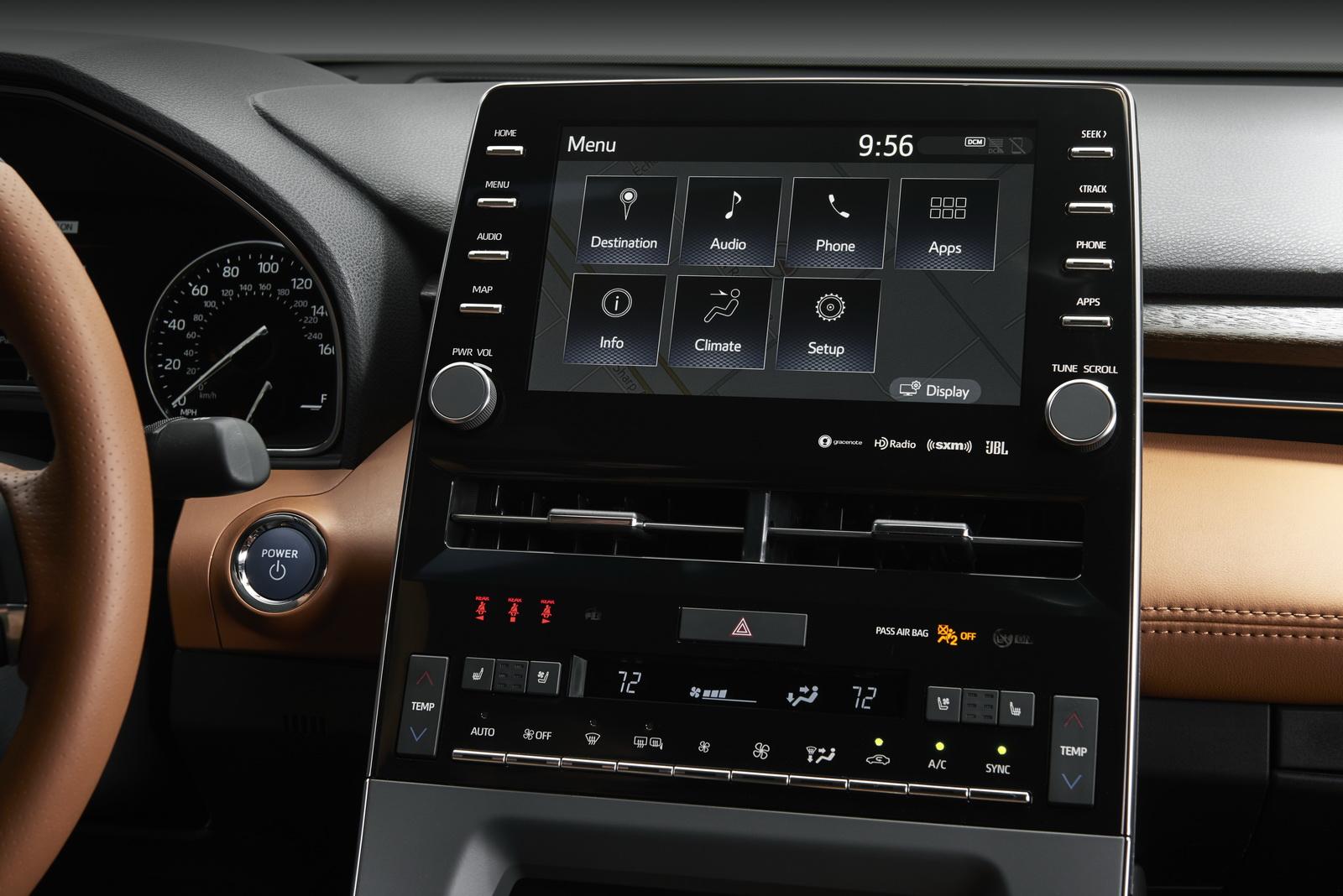 Toyota Avalon 2019 (18)