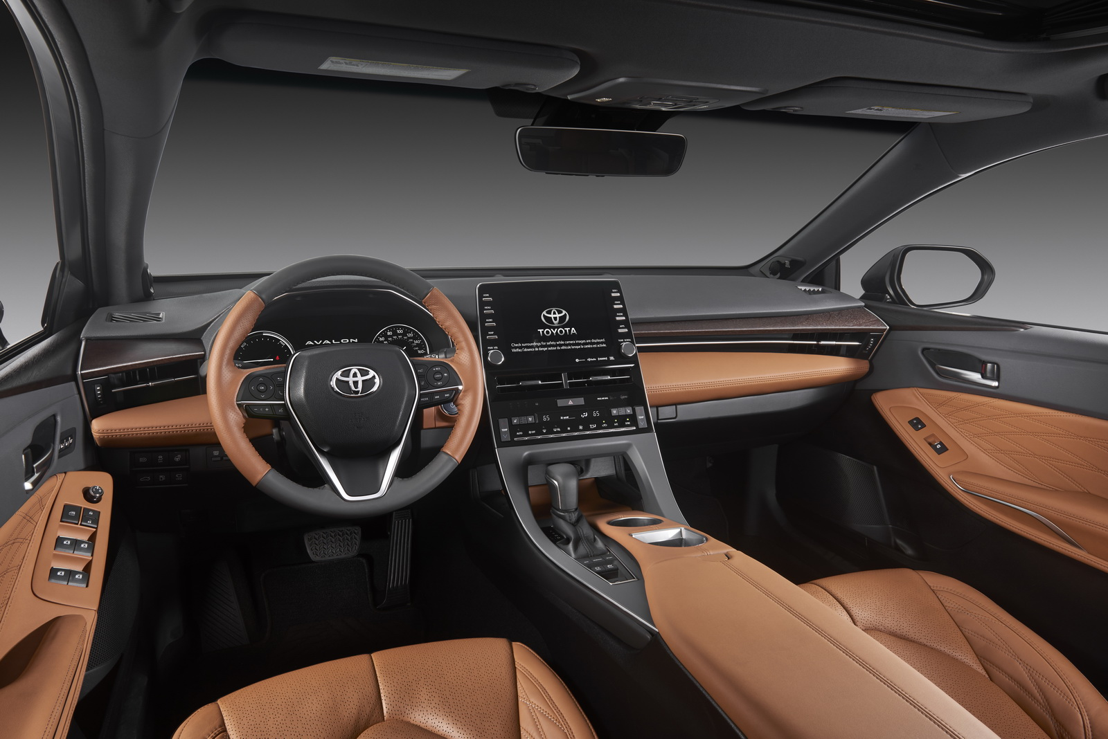 Toyota Avalon 2019 (23)
