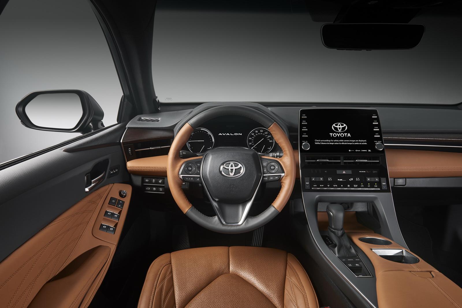 Toyota Avalon 2019 (24)