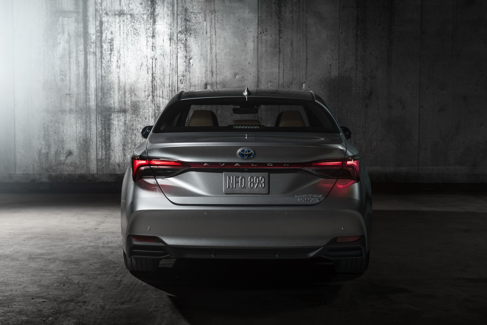 Toyota Avalon 2019 (4)