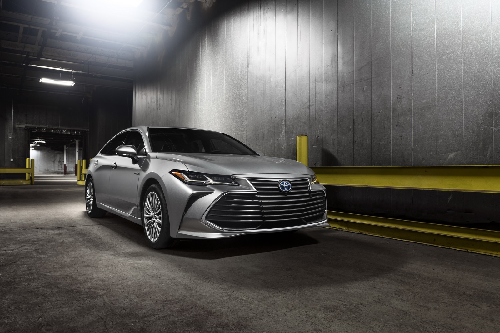 Toyota Avalon 2019 (5)