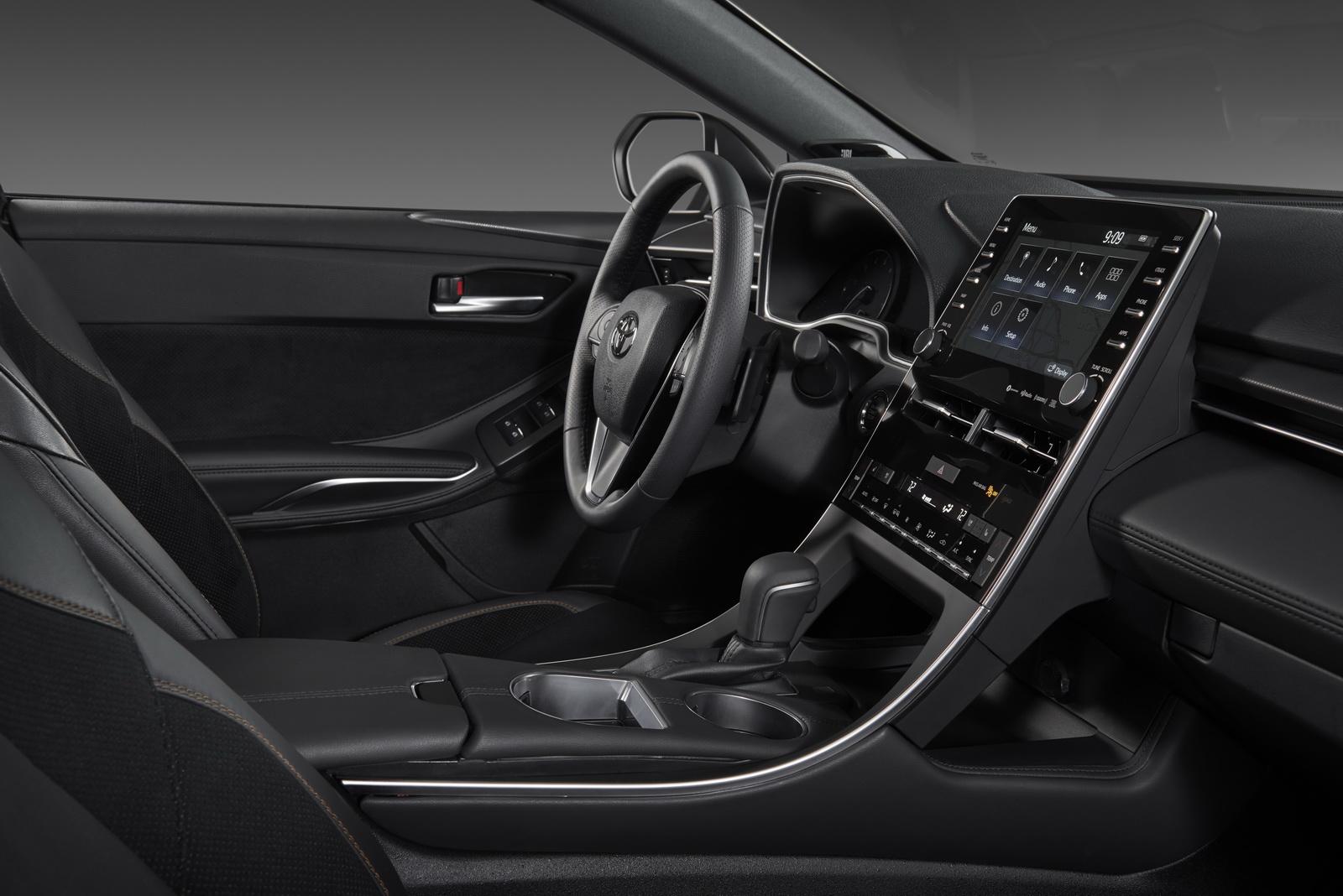 Toyota Avalon 2019 (50)