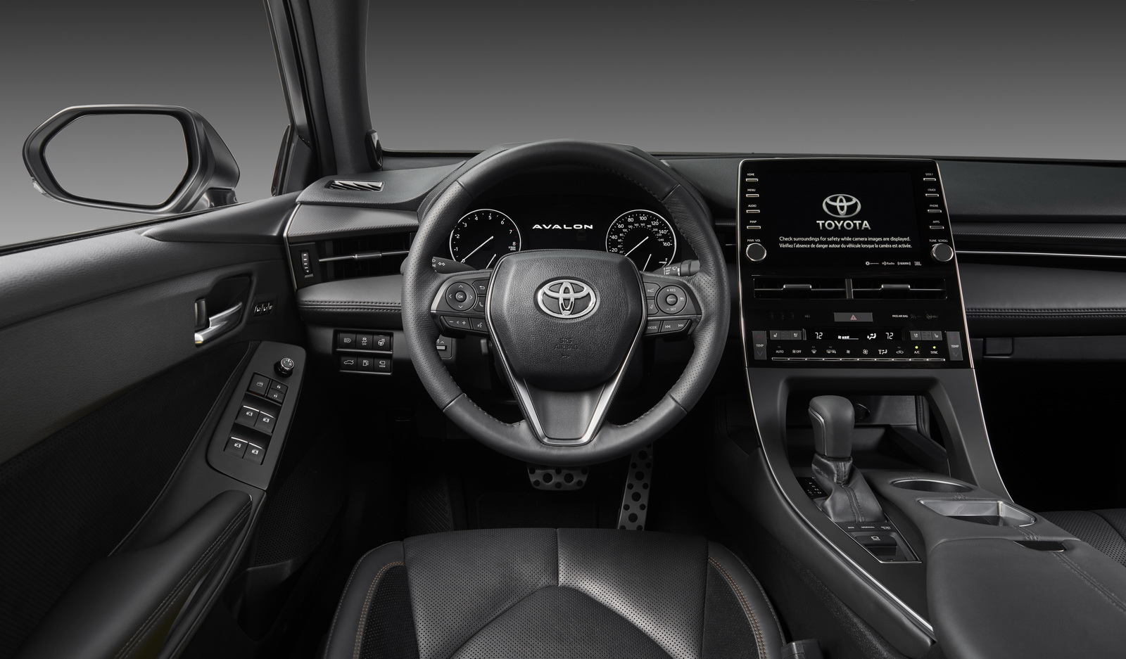 Toyota Avalon 2019 (52)