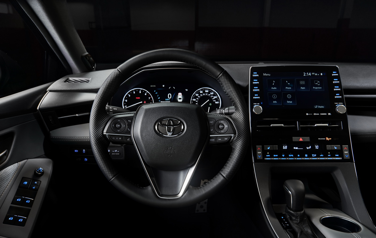 Toyota Avalon 2019 (61)