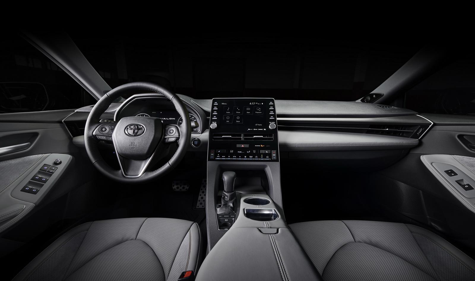 Toyota Avalon 2019 (62)
