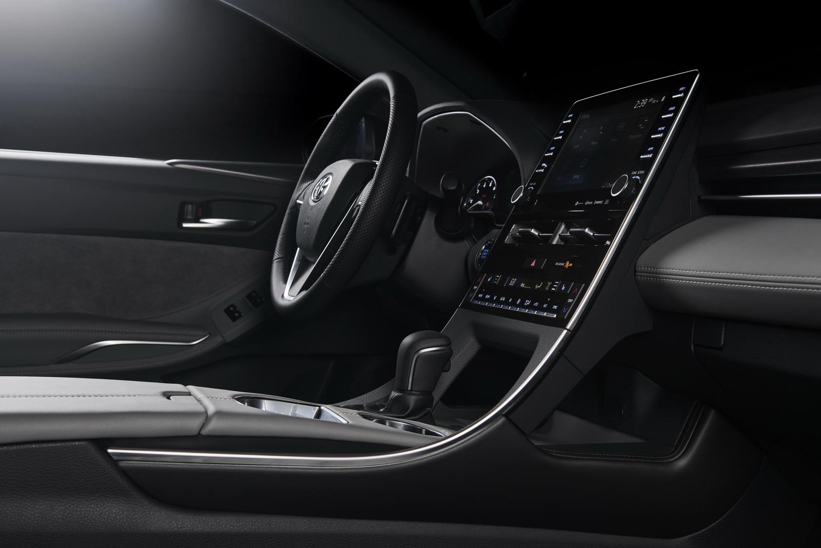 Toyota Avalon 2019 (63)