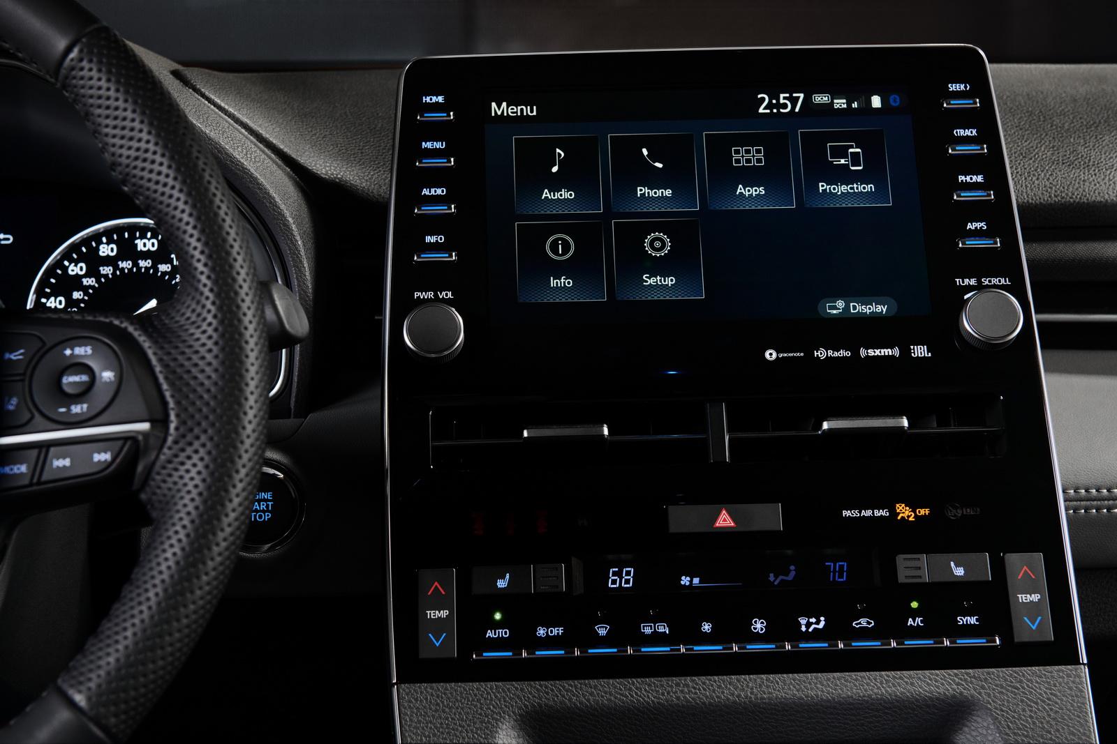 Toyota Avalon 2019 (64)