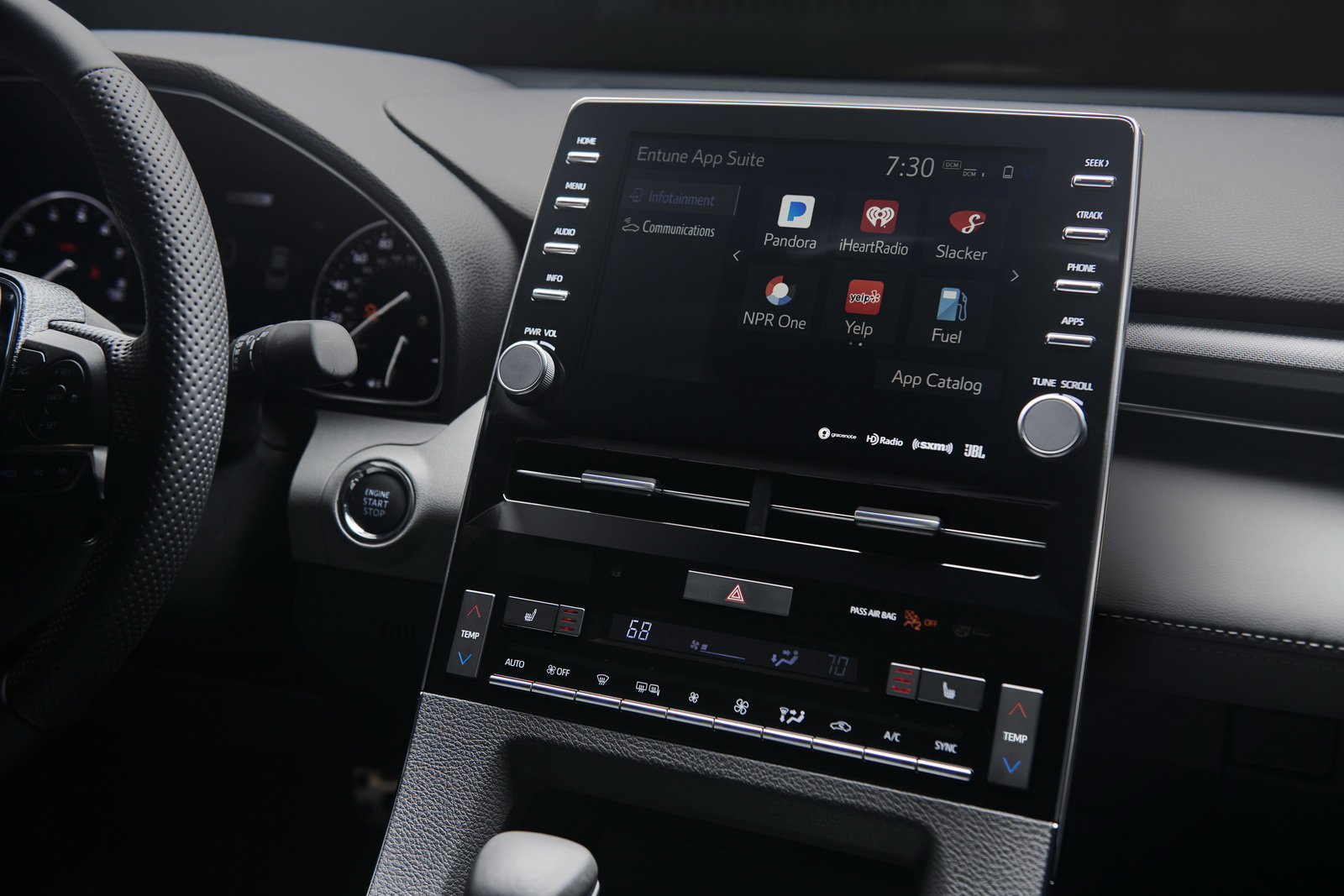 Toyota Avalon 2019 (65)