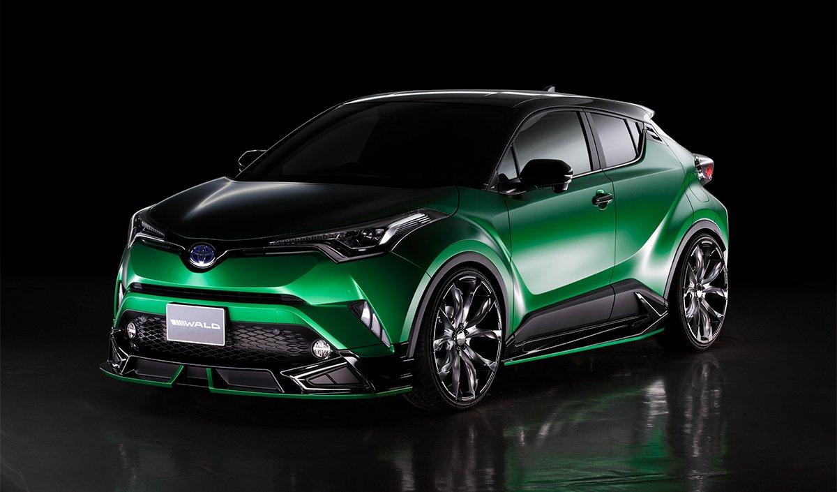 Toyota C-HR by Wald International (1)