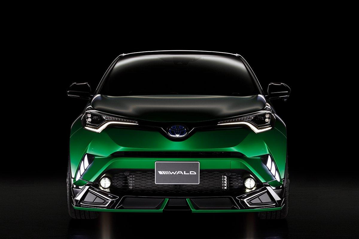 Toyota C-HR by Wald International (30)