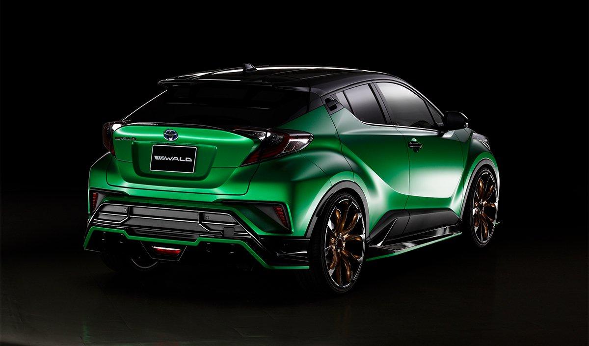 Toyota C-HR by Wald International (31)