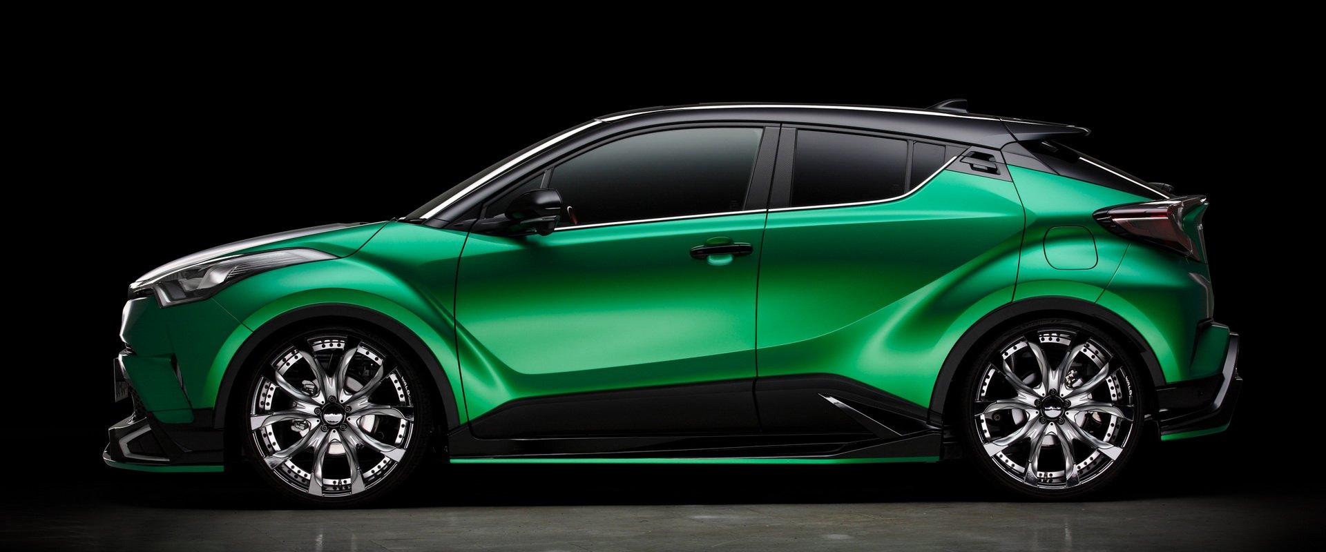 Toyota C-HR by Wald International (33)