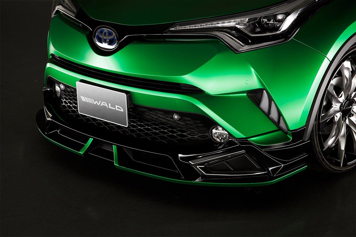Toyota C-HR by Wald International (36)