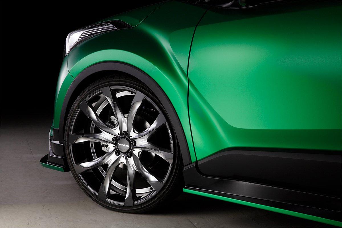 Toyota C-HR by Wald International (37)