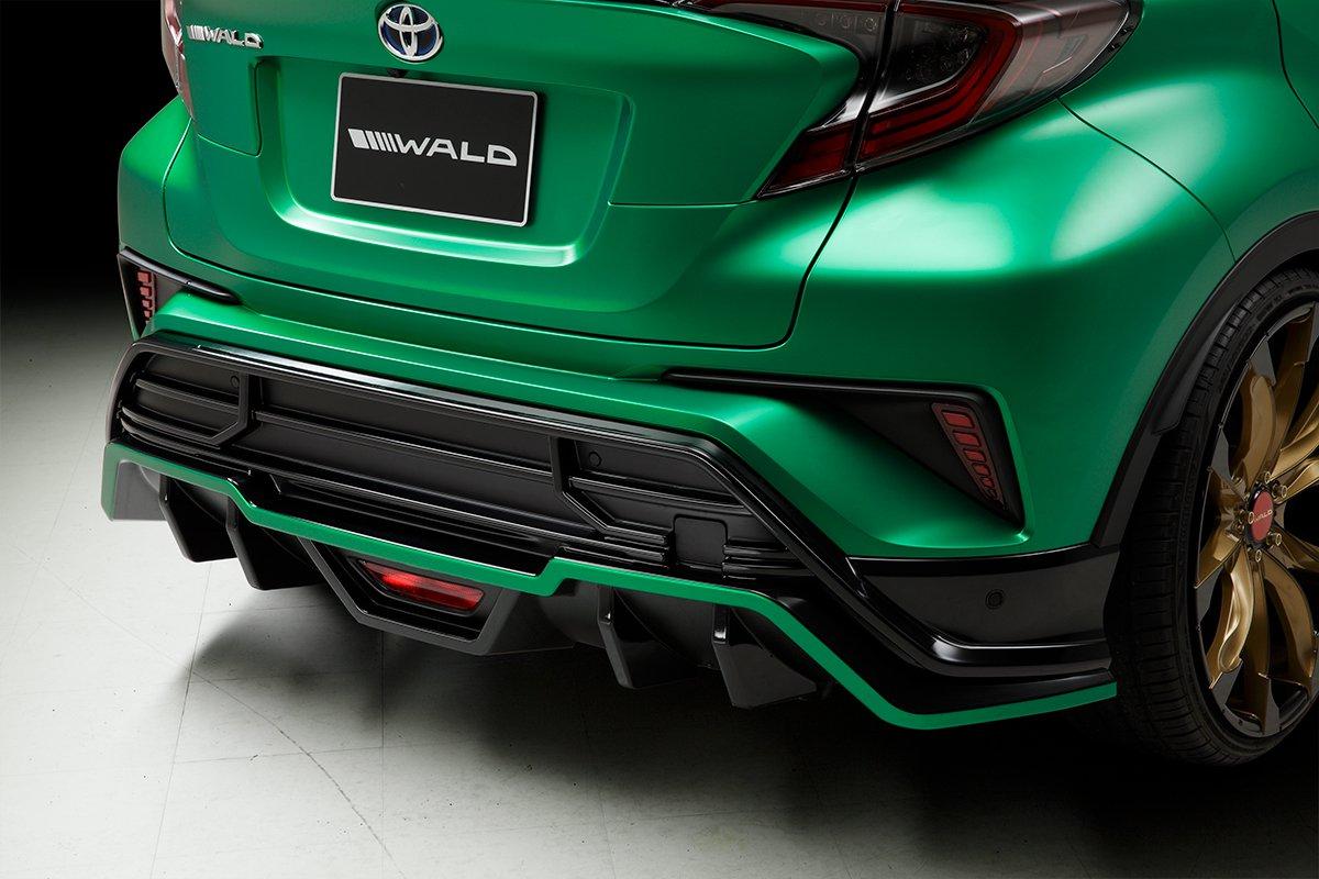 Toyota C-HR by Wald International (38)