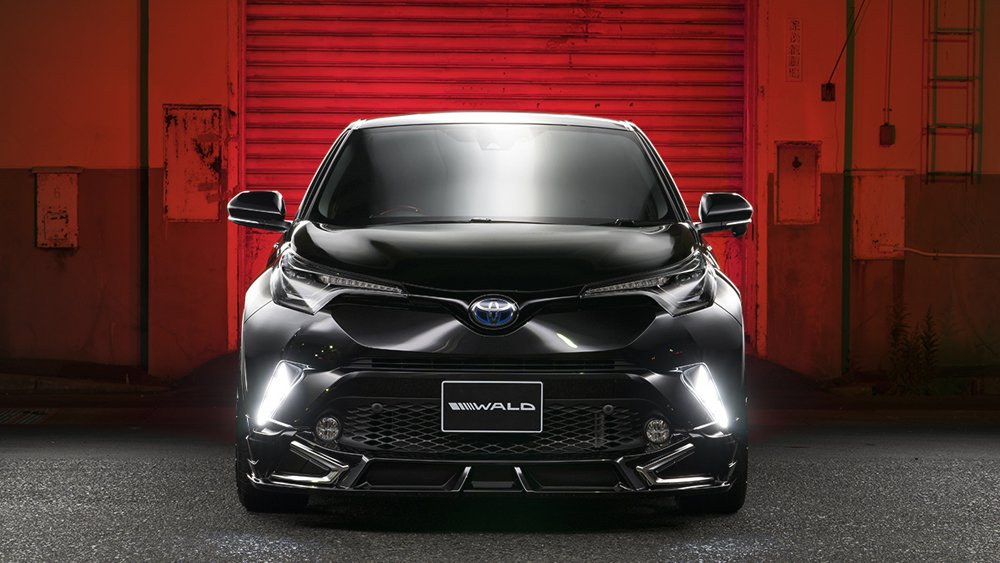 Toyota C-HR by Wald International (42)