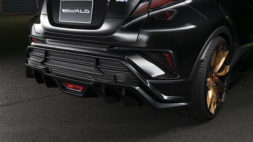 Toyota C-HR by Wald International (47)
