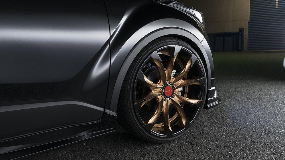 Toyota C-HR by Wald International (49)