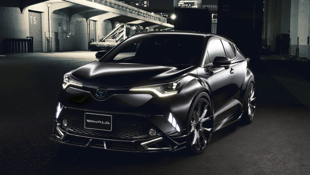 Toyota C-HR by Wald International (53)