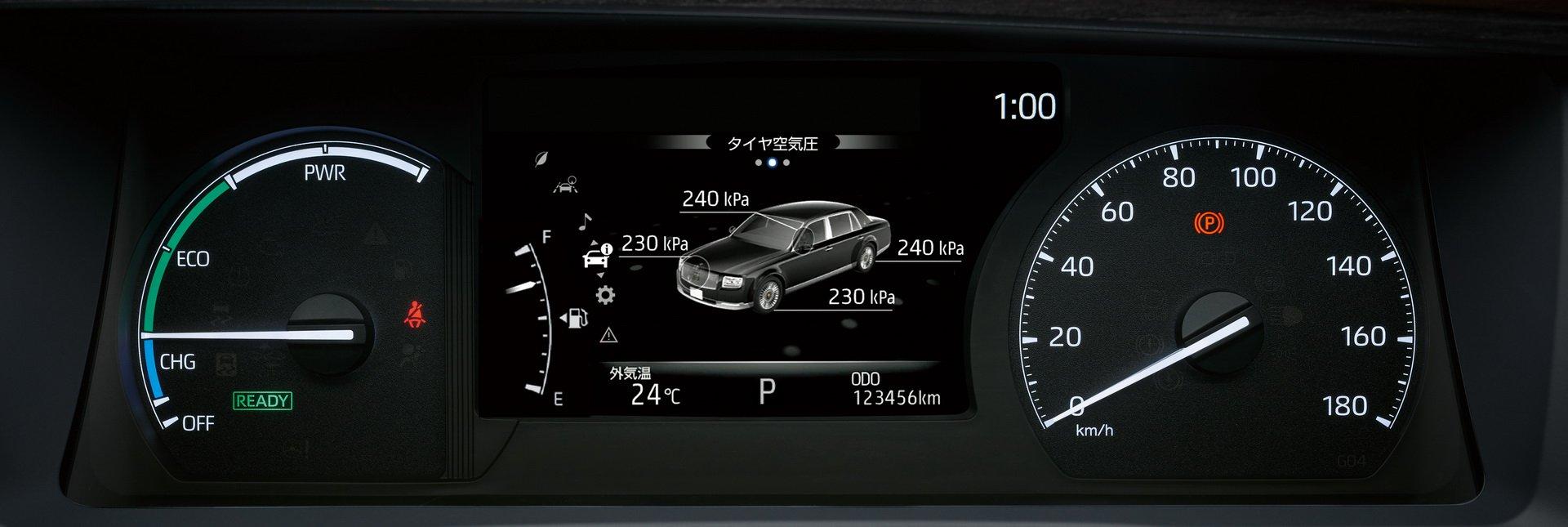 Toyota Century 2018 (17)