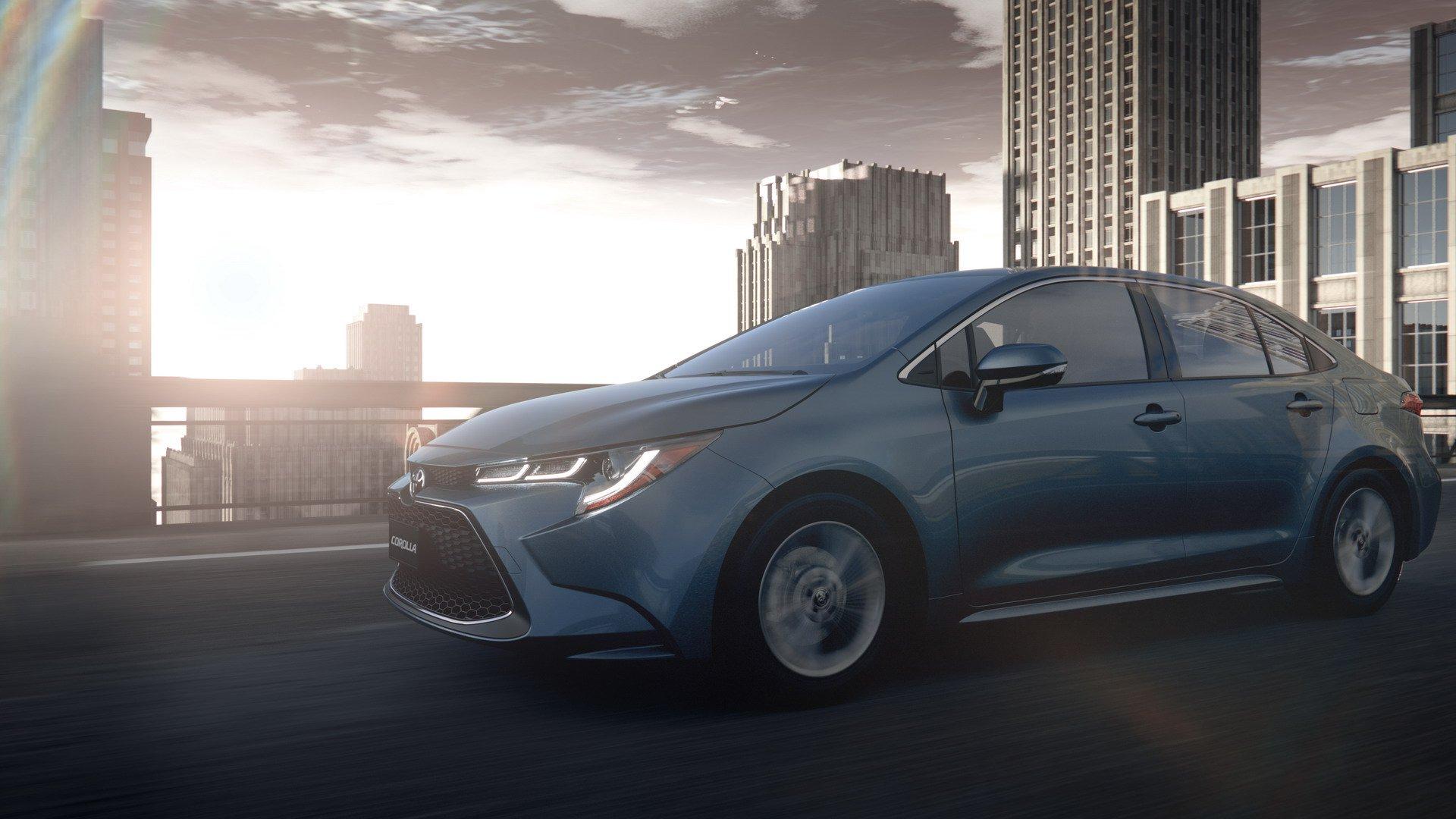 Toyota Corolla Sedan 2019 (19)