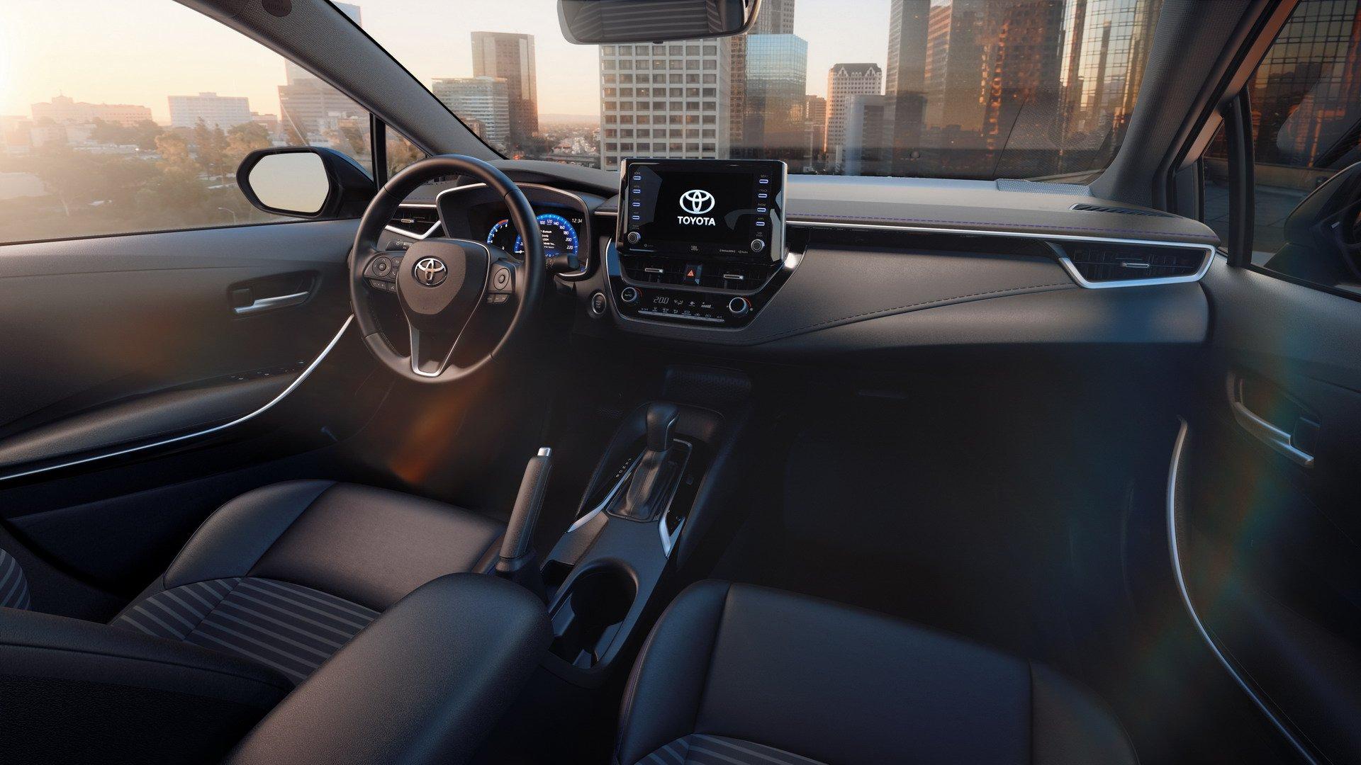 Toyota Corolla Sedan 2019 (22)