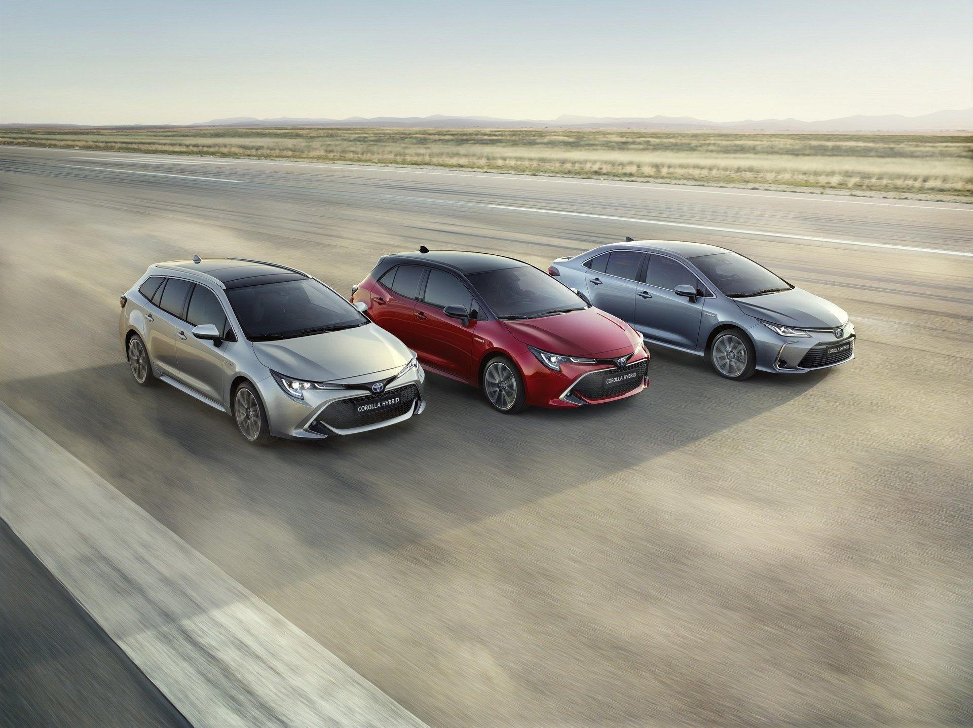 Toyota Corolla Sedan 2019 (4)