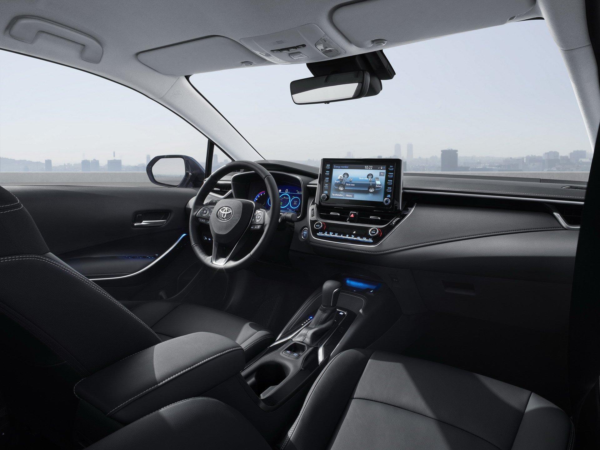 Toyota Corolla Sedan 2019 (5)