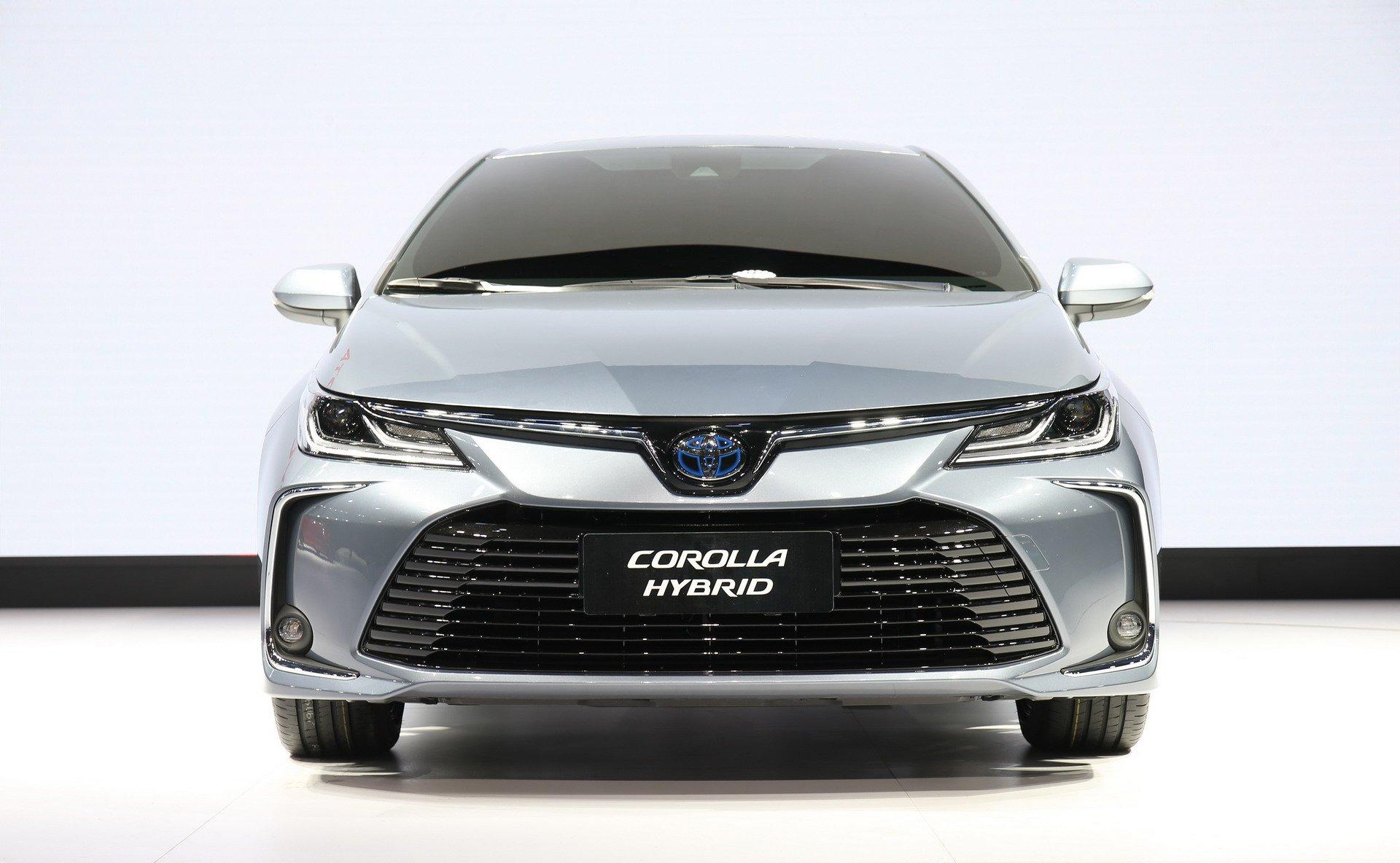 Toyota Corolla Sedan 2019 (7)
