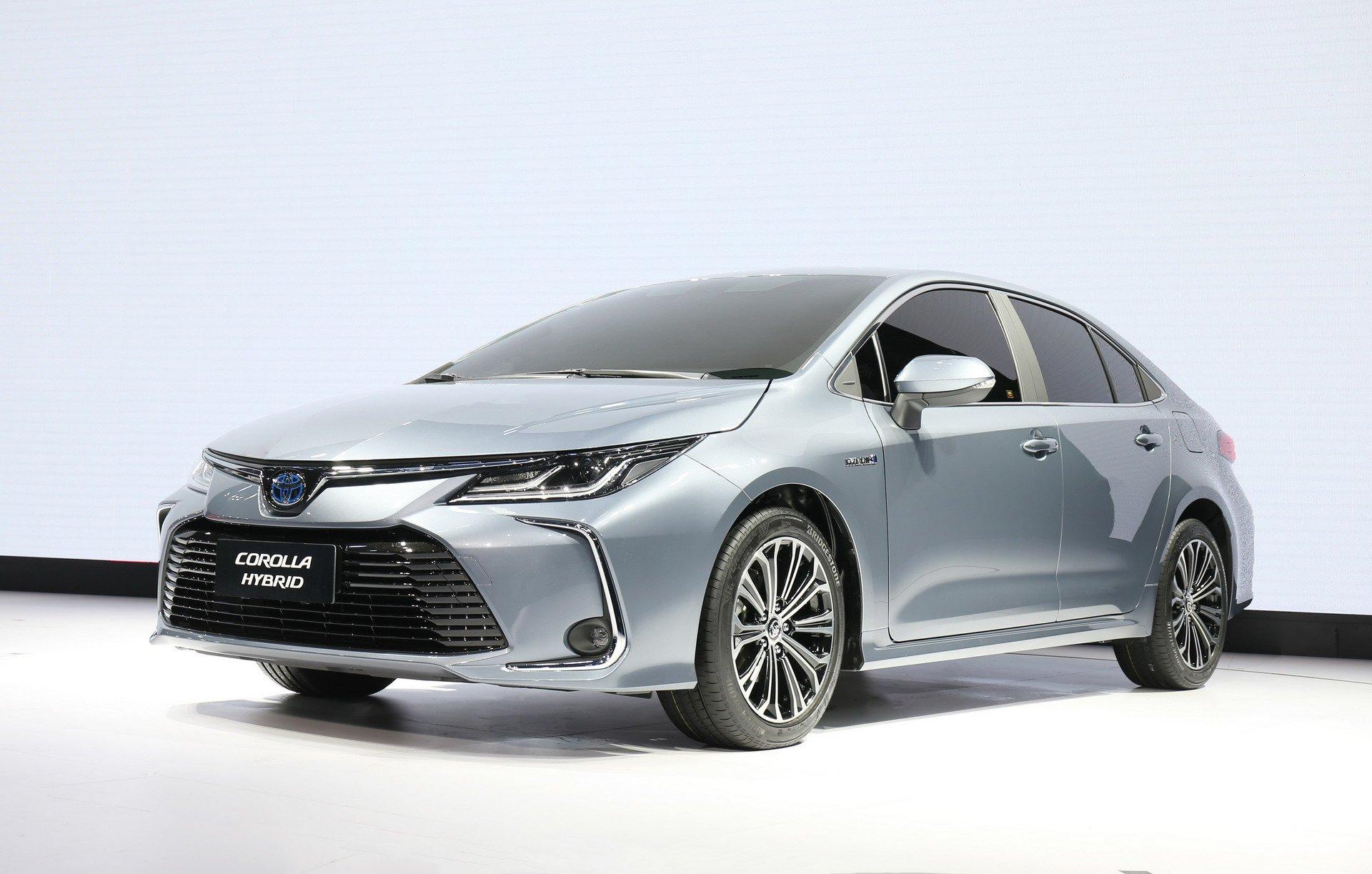 Toyota Corolla Sedan 2019 (8)