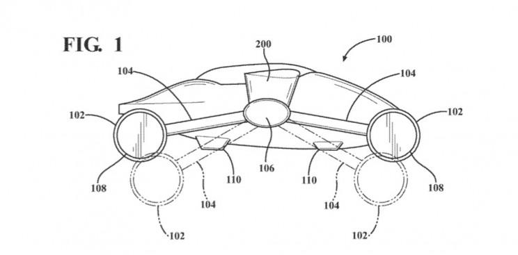 Toyota flying car patent (3)