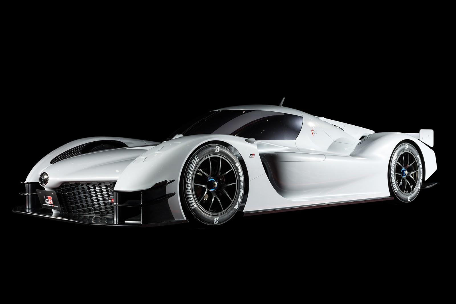 Toyota Gazoo Racing GR Super Sport Concept (1)